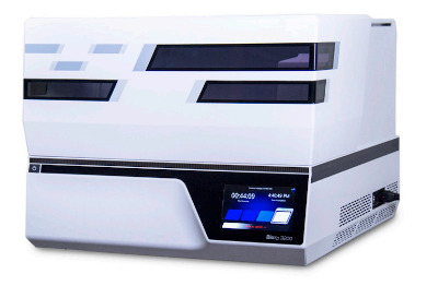 A Codex DNA BioXp 3200 DNA printer
